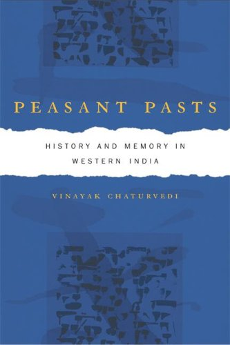 Peasant Pasts: History and Memory in Western India 9780520250789