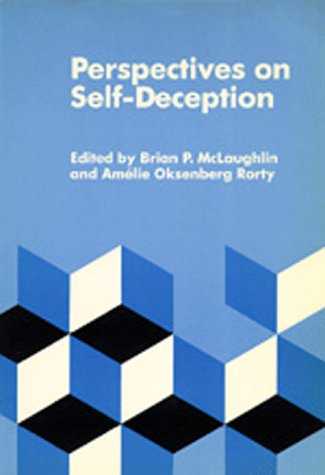 Perspectives on Self-Deception 9780520061231