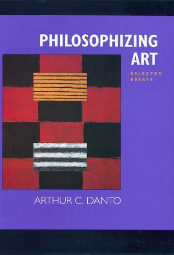 arthur danto the end of art essay The death of art / edited by berel lang  lead essay by arthur danto other authors lang, berel danto,  the end of art / arthur c danto the end of art.