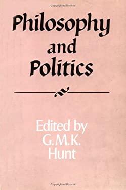 Philosophy and Politics 9780521395977