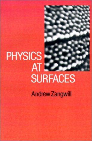Physics at Surfaces 9780521347525
