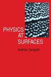 Physics at Surfaces 1741024