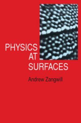 Physics at Surfaces 9780521321471