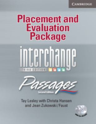 Placement and evaluation package interchange third editionpassages placement and evaluation package interchange third editionpassages second edition with audio cds 2 fandeluxe Gallery
