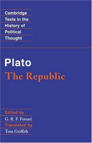 Plato: The Republic 9780521484435