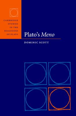 a review of platos play meno Protagoras introduction & analysis  the beginning of the dialogue all play a part more or less  and the relation of meno to the sophists is much.