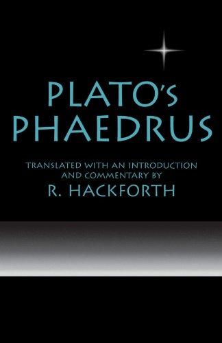 Plato's Phaedrus 9780521097031