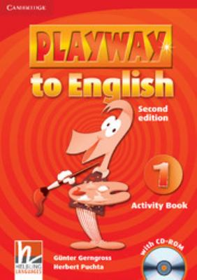 Playway to English, Level 1 [With CDROM] 9780521129930