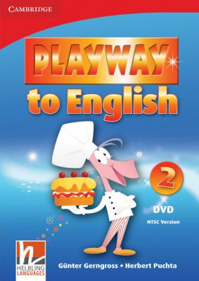 Playway to English Level 2 DVD Ntsc
