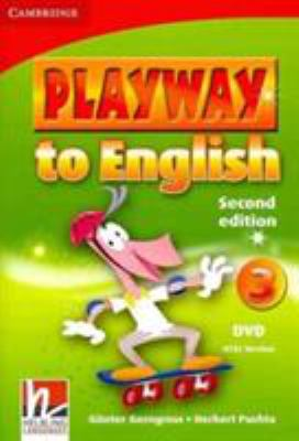 Playway to English Level 3 DVD Ntsc