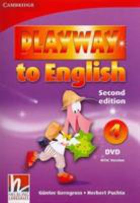 Playway to English Level 4 DVD Ntsc