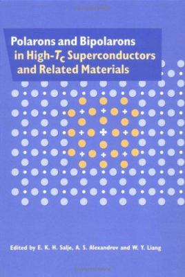Polarons and Bipolarons in High-Tc Superconductors and Related Materials 9780521481755