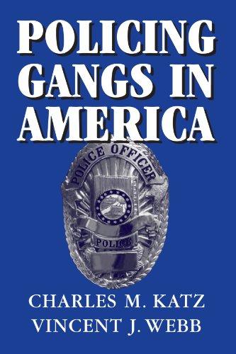 Policing Gangs in America 9780521616546