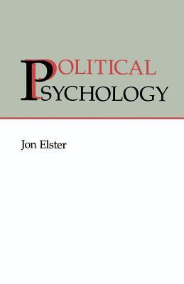 Political Psychology 9780521422864