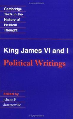 Political Writings 9780521442091