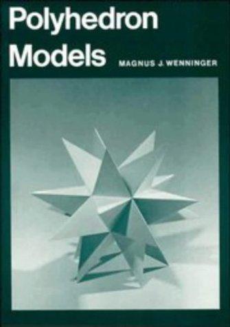 Polyhedron Models 9780521098595