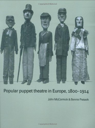 Popular Puppet Theatre in Europe, 1800 1914 9780521616157