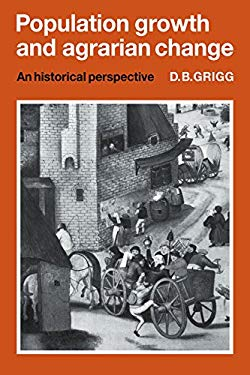 Population Growth and Agrarian Change: An Historical Perspective 9780521296359