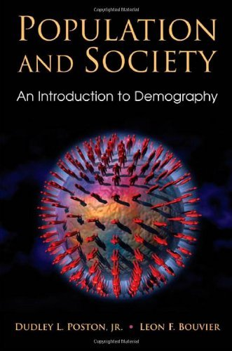 Population and Society: An Introduction to Demography 9780521872874