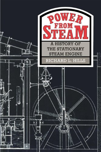 Power from Steam: A History of the Stationary Steam Engine 9780521458344