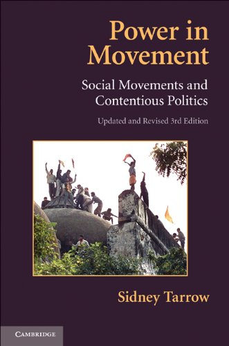 Power in Movement: Social Movements and Contentious Politics 9780521155724