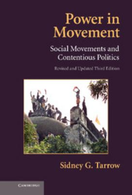 Power in Movement: Social Movements and Contentious Politics 9780521198905