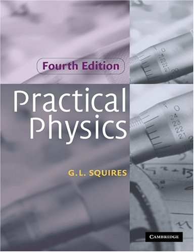 Practical Physics 9780521779401