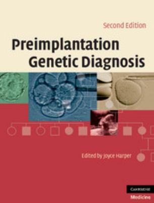 Preimplantation Genetic Diagnosis 9780521884716