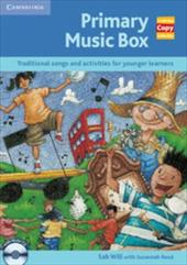Primary Music Box: Traditional Songs and Activities for Younger Learners [With CD (Audio)] 1774035