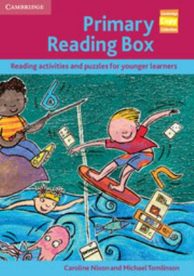 Primary Reading Box: Reading Activities and Puzzles for Younger Learners 9780521549875