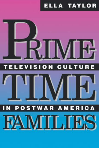 Prime Time Families 9780520074187