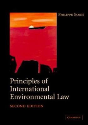 Principles of International Environmental Law 9780521817943