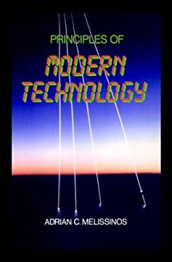 Principles of Modern Technology 9780521352499