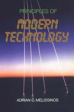 Principles of Modern Technology 9780521389655