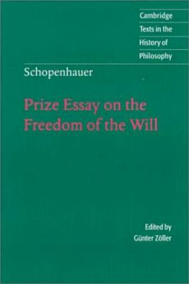 Prize Essay on the Freedom of the Will 9780521577663