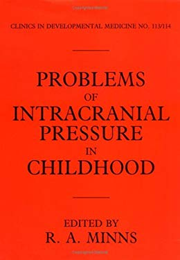 Problems of Intracranial Pressure in Childhood 9780521412728