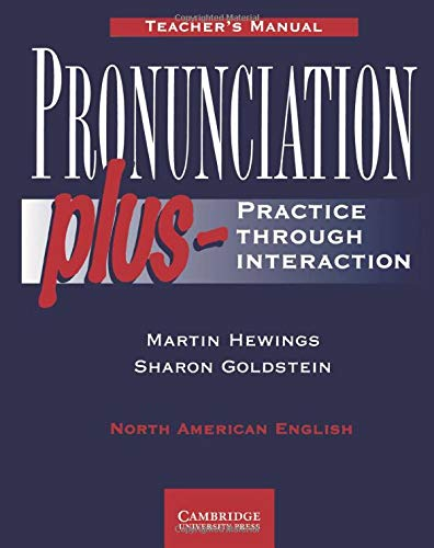 Pronunciation Plus: Practice Through Interaction 9780521577960