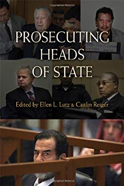 Prosecuting Heads of State 9780521491099