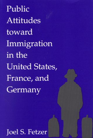 the attitude of the united states towards the immigrants Immigration in the 1920s the surge of european immigrants to the united states was known as briefly touches on the attitude people had toward immigrants in.