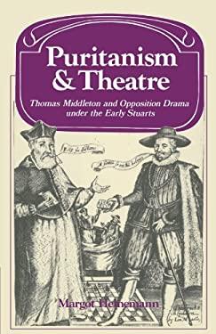 Puritanism and Theatre 9780521270526