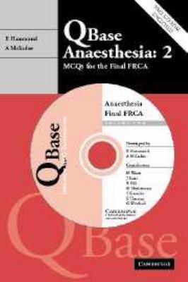 Qbase Anaesthesia: Volume 2 9780521701426