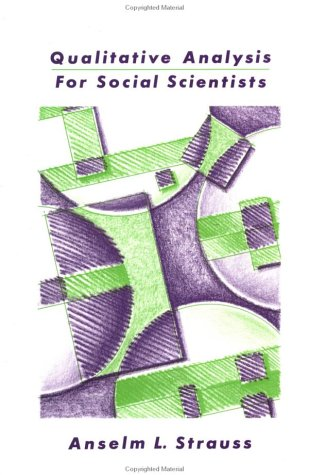 Qualitative Analysis for Social Scientists 9780521338066