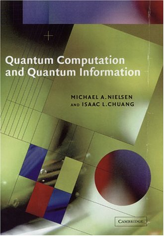 Quantum Computation and Quantum Information 9780521635035