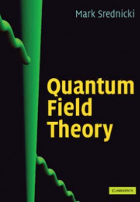 Quantum Field Theory 9780521864497