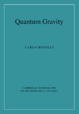 Quantum Gravity 9780521715966