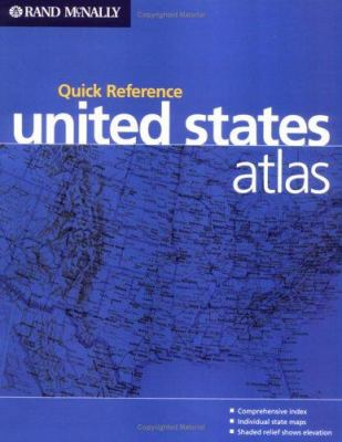 Quick Reference United States Atlas 9780528837715
