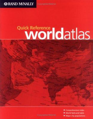 Quick Reference World Atlas 9780528965715