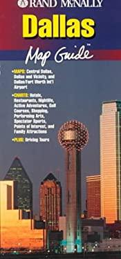 Rand McNally Dallas Map Guide