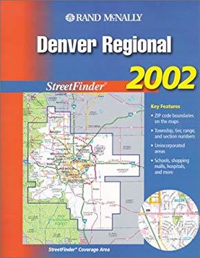 Rand McNally Denver Regional StreetFinder 9780528956317