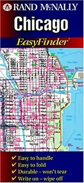 Rand McNally Easyfinder Chicago, Illinois